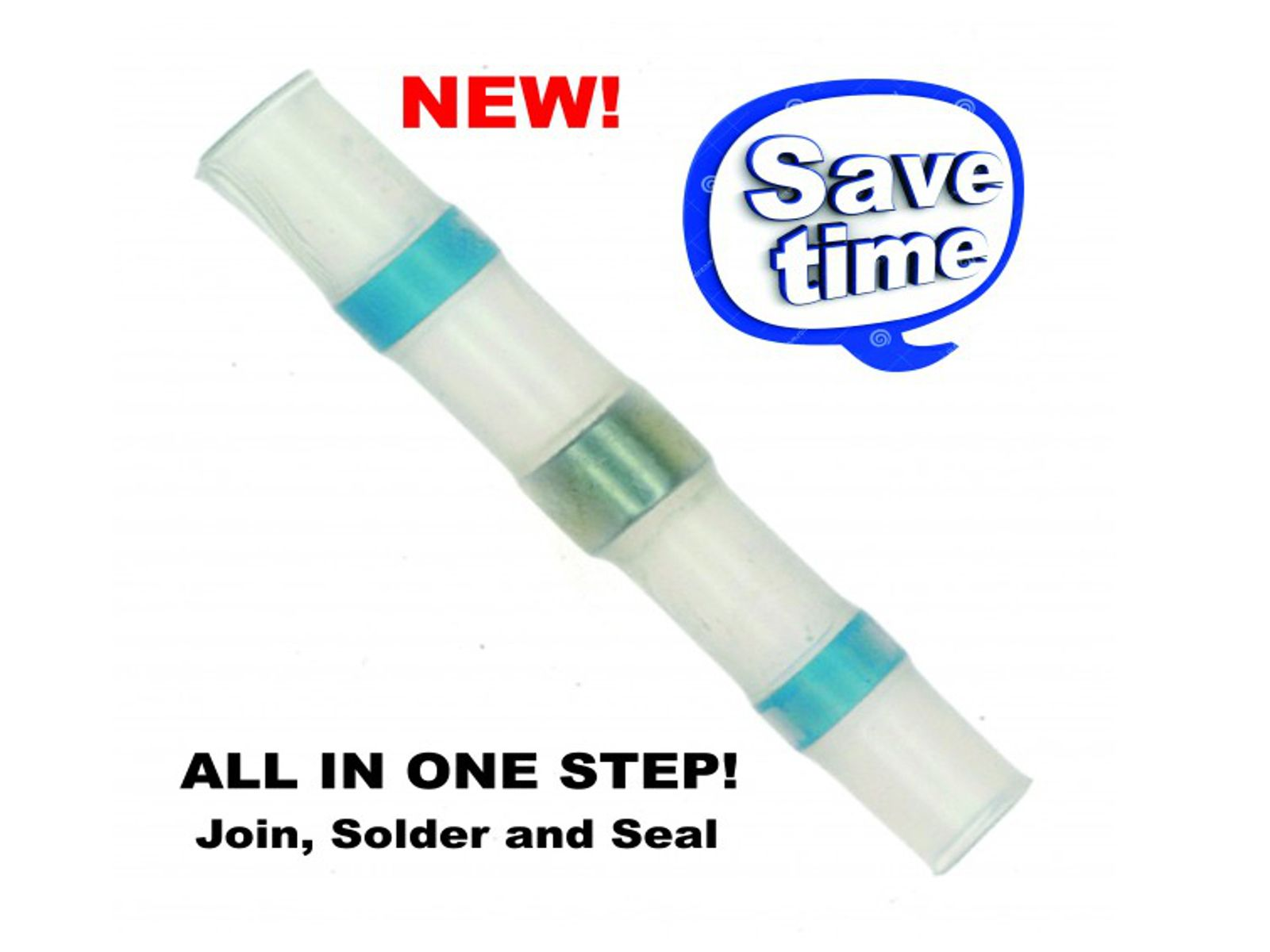 S 21 Solder Sleeves 0 5mm Ripcord